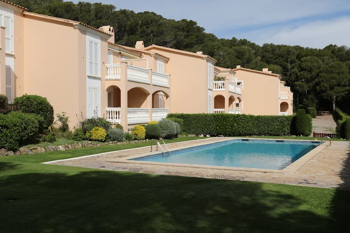 Apartment in Begur with Sea Views - Begur - Flat
