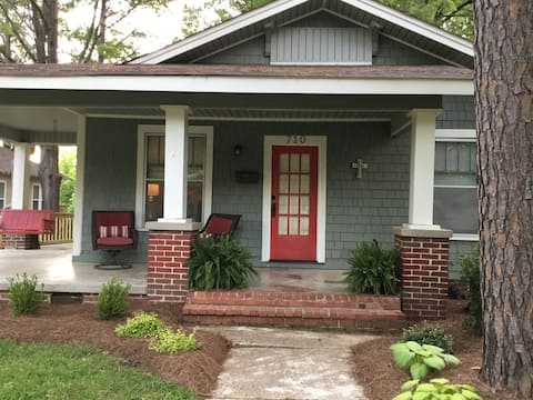Mill Cottage- Minutes from downtown/Fairpark