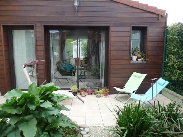 Maison de bord de mer - Saint-Pair-sur-Mer - Huis