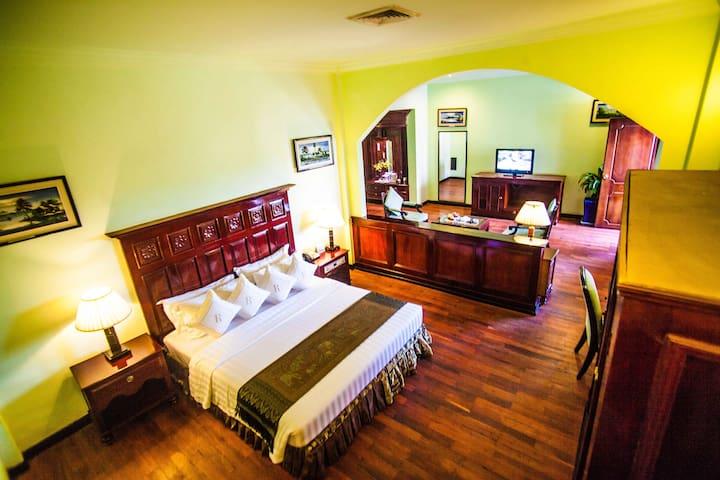 Beautiful and Awesome suite in Siem Reap - Krong Siem Reap - Leilighet