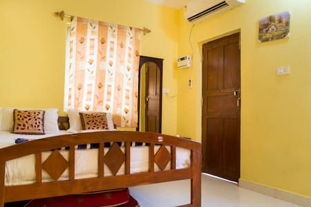 Fully Private Duplex 2 Bhk full furnished villa - Arpora