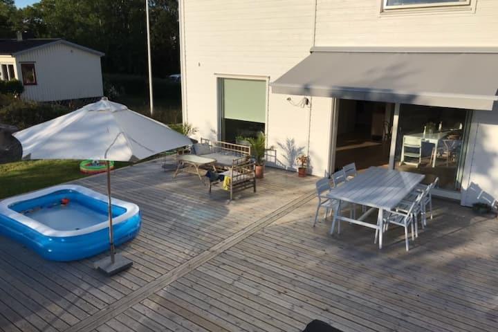 Boende i Hästevik med närhet till hav och natur.