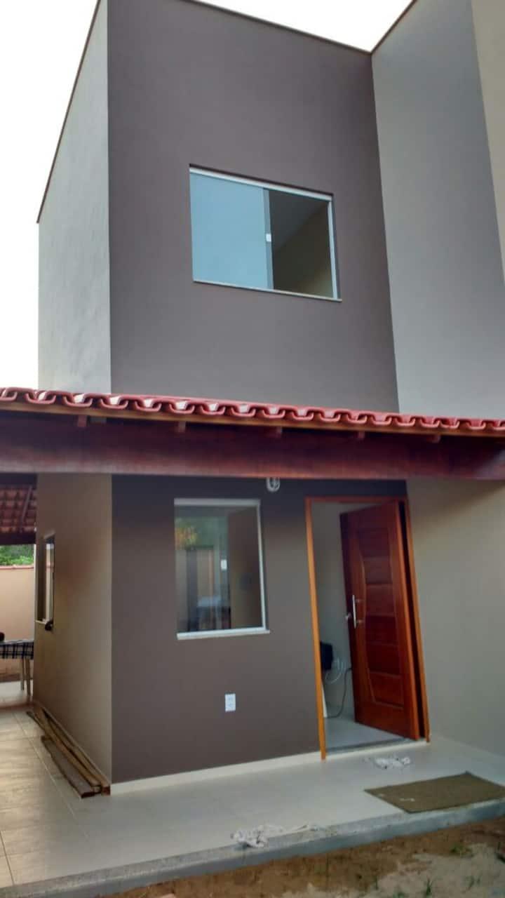 Casa para temporada em Guriri