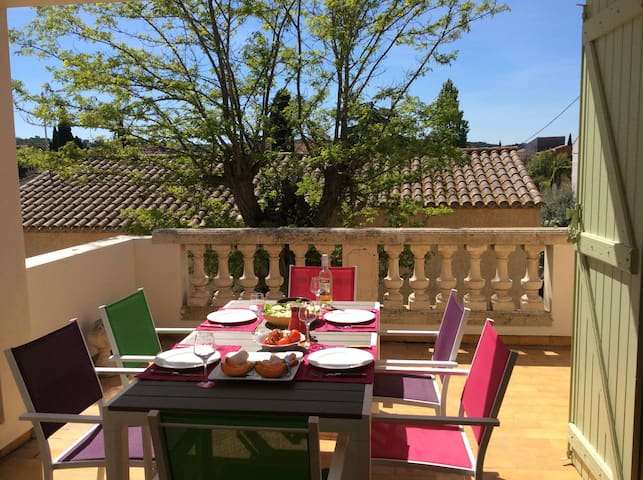 Terrasse du Moulin - Village House with Pool