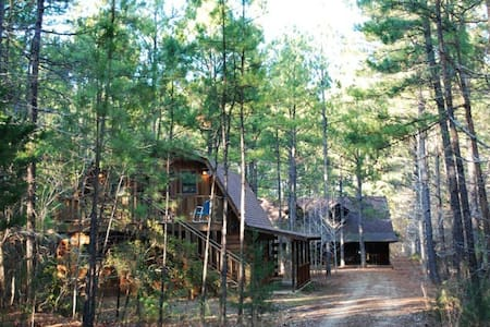 Retreat in the Pines - Oasis of Peace & Serenity