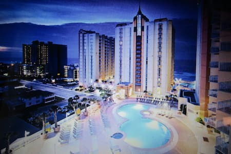 WYNDHAM OCEAN BOULEVARD RESORT NORTH MYRTLE BEACH