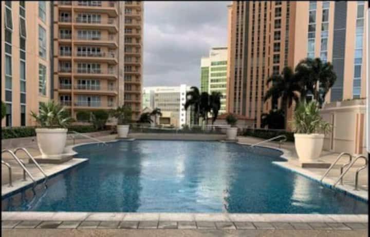 New Venice Luxury Residence Resort WIFI/AC/Washer