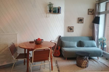Studio parfait pour vacances réussies à La Mongie