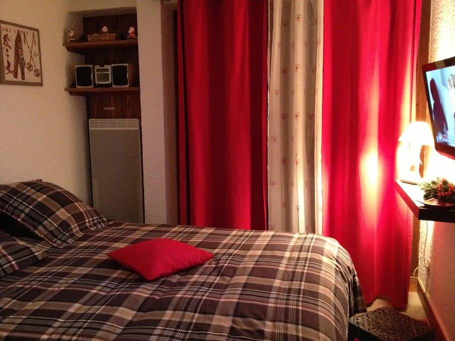 Canapé ouvert lit en 140