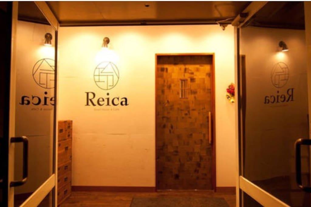 Reica Main door