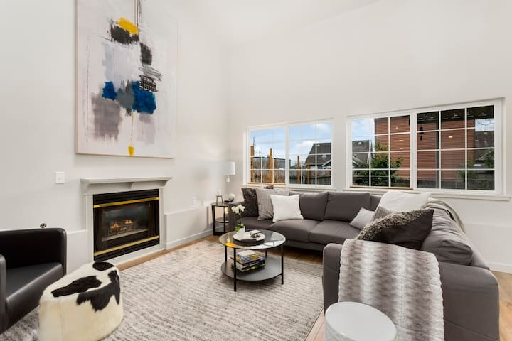 ★Luxurious Stay, Modern Remodeled 4BR★Family/Group