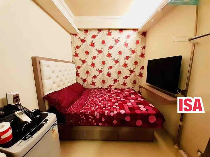 A 2ppl Double Bed ISA Studio 2min CausewayBay MTR
