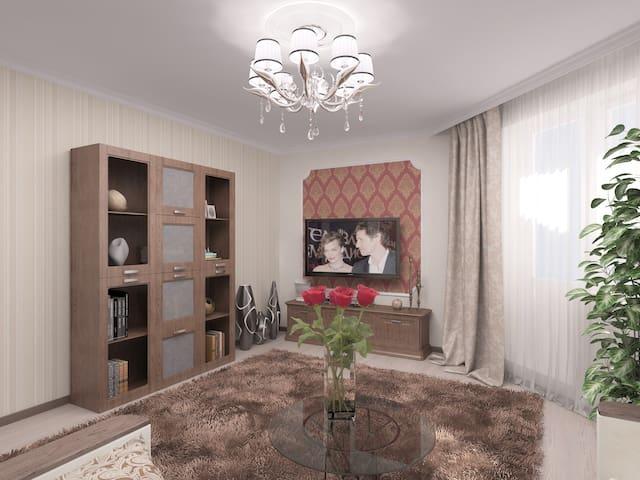 Сдаю 2-х комнатную квартиру - Rozhdestveno - Huoneisto