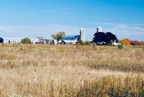 A True Farmhouse Experience