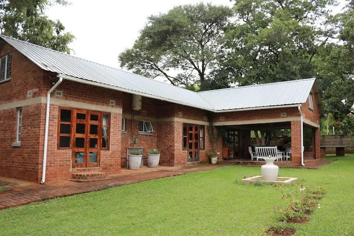 Msasa Guest House (full cottage)