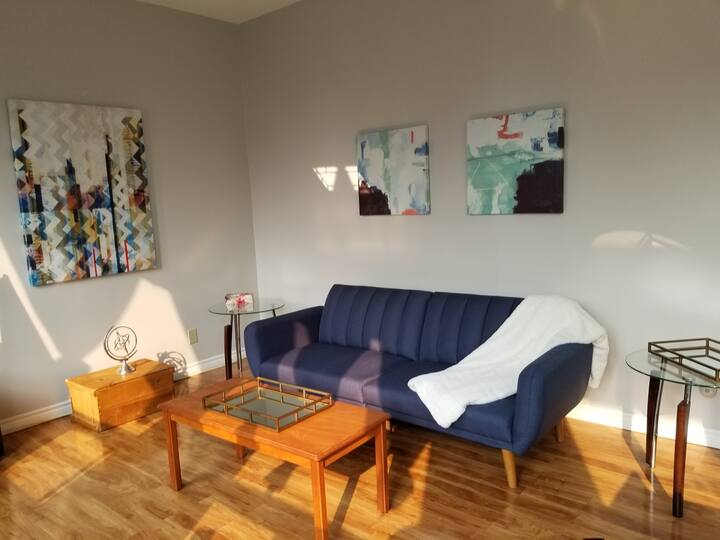 1 Bedroom Apartment - Private/Entire Apartment