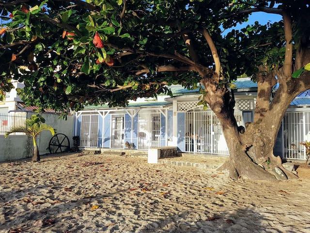 Charmant studio sur la plage