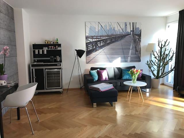 Exklusive Whng im Herzen Münchens - Munich - Apartment