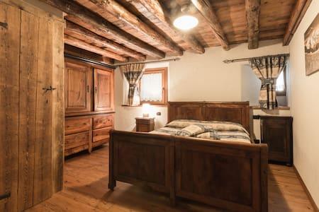 Ristrutturazione vecchio fienile - Charvensod - Apartament