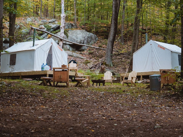Tentrr Signature Site - Lopardo Woods