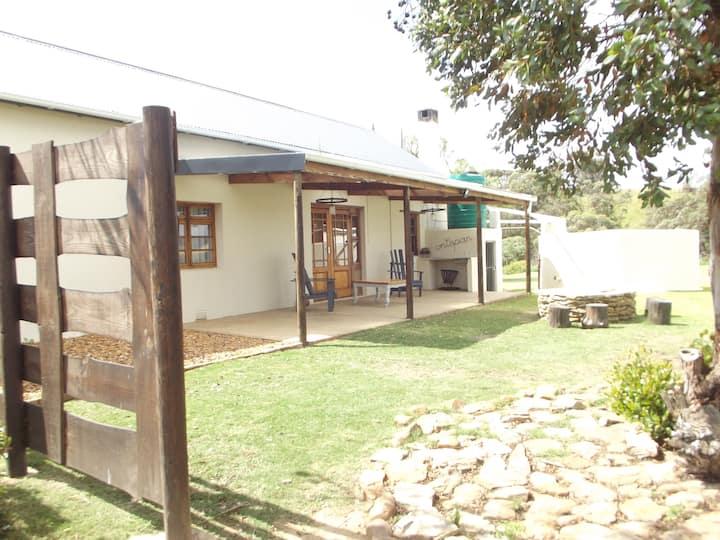 Karsrivier Cottage