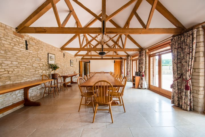 Farm stay on the Cotswold Way