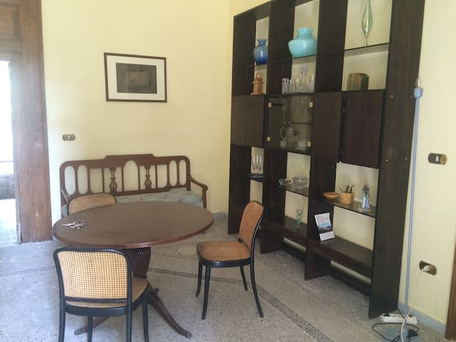 Affascinante casa Vanvitelliana - Sant'Agata de' goti - Hus