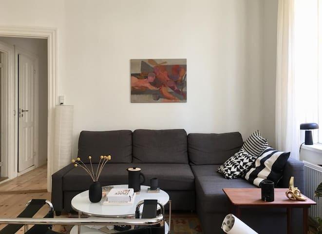 Cozy Designer Room in Central Apartment