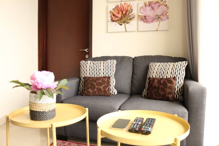 Homy Menteng Park 2 BR 2 Bathroom Entire Place