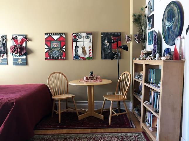 Downtown Boise Studio Sanctuary