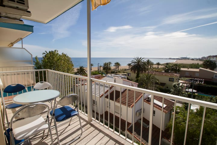 Appartment with amazing views - Dénia - Apartment