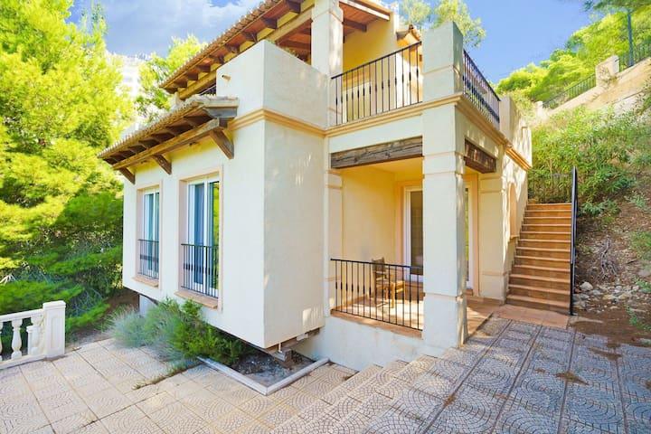Modern Villa in a Beautiful Resort of Costa Blanca