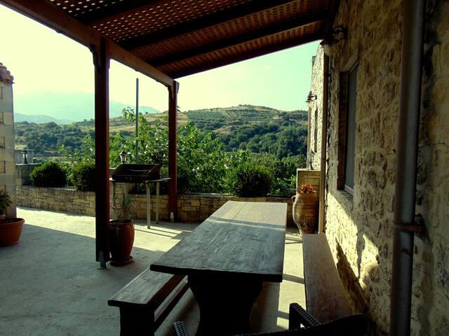 Cretan Traditional House