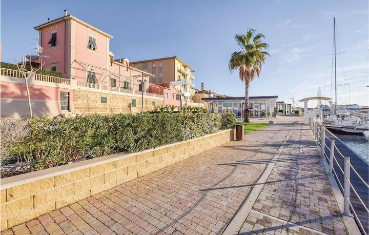 Holiday apartment with 2 bedrooms on 84m² in San Vincenzo -LI-