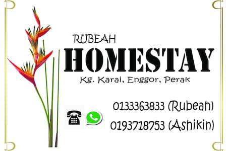 Large and Comfortable Ruby Homestay - Kuala Kangsar - Hus