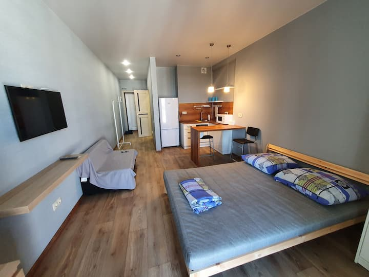 Сдаётся квартира в Волгограде от 1дня до 100суток.