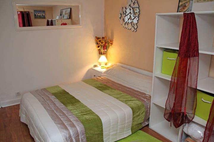 Appartement indépendant, 20 m2 (animaux interdits) - Le Crès - Apartemen