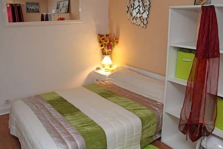 Appartement indépendant, 20 m2 (animaux interdits) - Le Crès