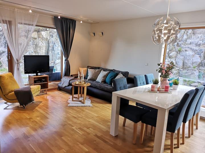 Funkelia 4 rooms Apartament near  Ski senter