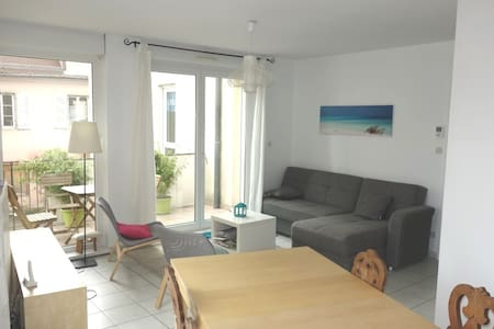 4 pièces 86 m2 au centre ville de Sélestat - Sélestat - Apartamento