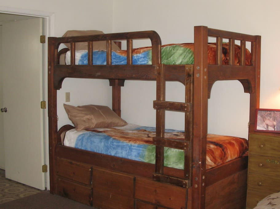 Sturdy Bunk Bed