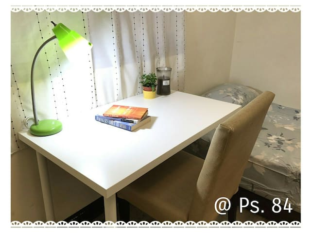 Lady only 限女性 - clean and quiet room in Shilin