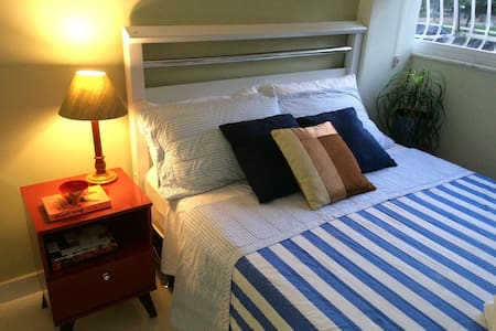Charming Studio Ipanema Beach, Best Located