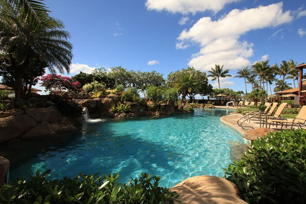 1 of 3 Pools - Banyan Pool