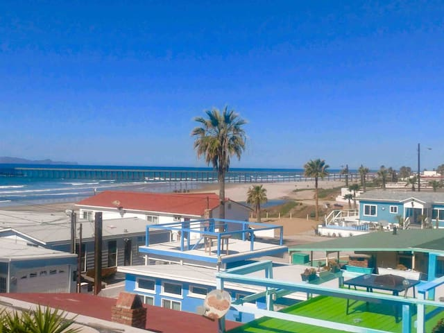 Another beautiful day in Rosarito