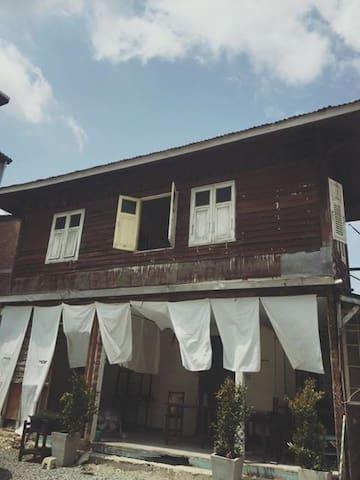 Arunkarn - Bangkok - Dům