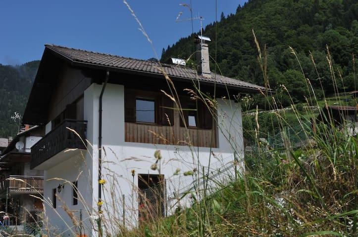 Tabià del Col : la casa vacanze bike-friendly