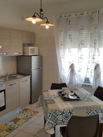 Casa del Villaggio -apartment close to BGY airport