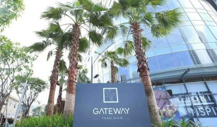 Gateway Thao Dien Luxury studio apartment