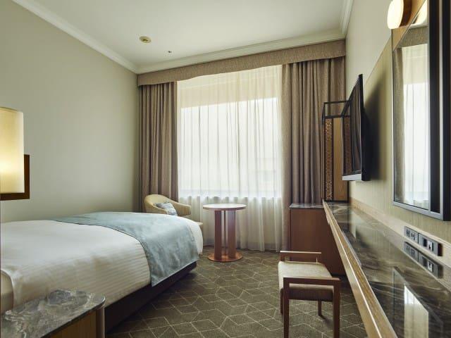 HOTEL THE CELESTINE TOKYO SHIBA - Moderated Double Room(Breakfast x/ Dinner x)